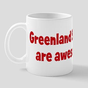Greenland Sharks are awesome Mug