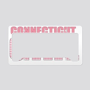 connecticut License Plate Holder