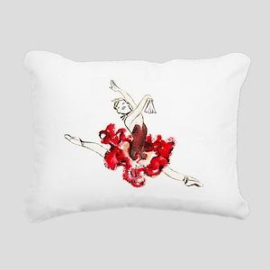 Kitri Rectangular Canvas Pillow
