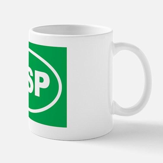 Weird Stinky People Mug