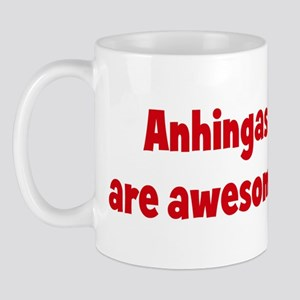Anhingas are awesome Mug