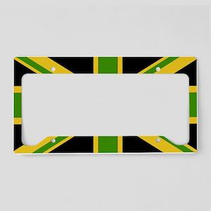 jamaicanUJ License Plate Holder