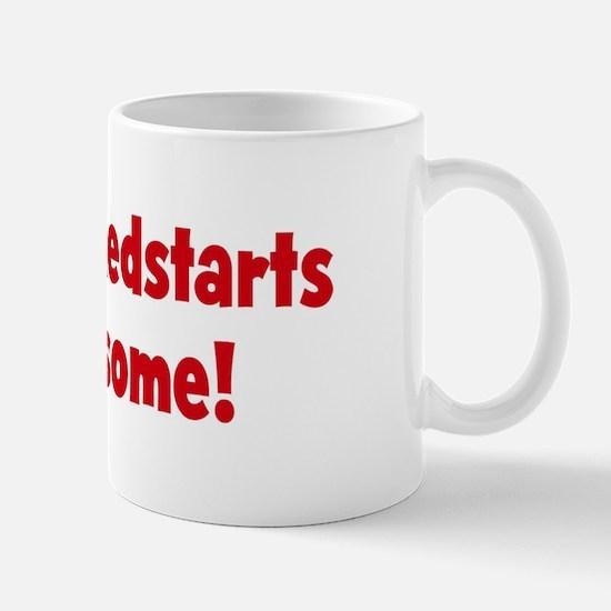 American Redstarts are awesom Mug