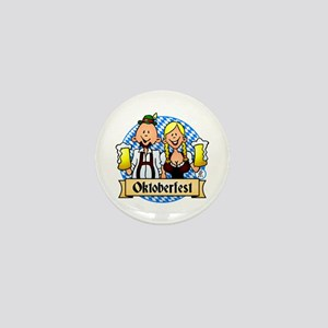 Oktoberfest Mini Button