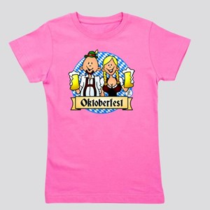 Oktoberfest Girl's Tee
