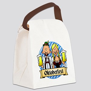 Oktoberfest Canvas Lunch Bag