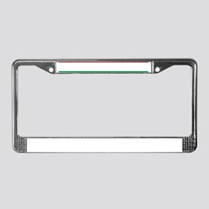 IT car mag race527_H_F License Plate Frame