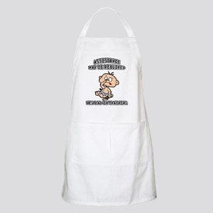 Funny New Father Apron