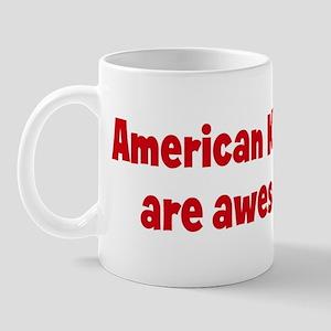 American Kestrels are awesome Mug