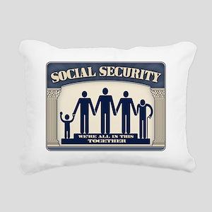 ssi-2-T Rectangular Canvas Pillow