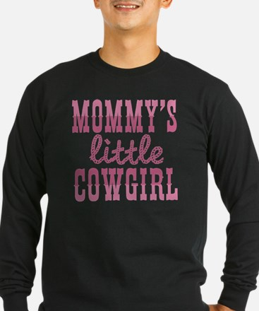 Mommys Little Cowgirl T