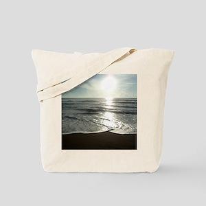 Sun Rise in Costa Rica Tote Bag