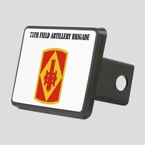 SSI - 75th Field Artillery Rectangular Hitch Cover