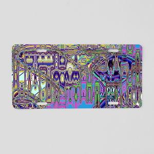 Gumby Loves Gidget A SB Aluminum License Plate