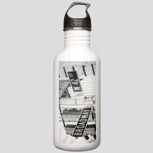 New York - Broadway Ti Stainless Water Bottle 1.0L
