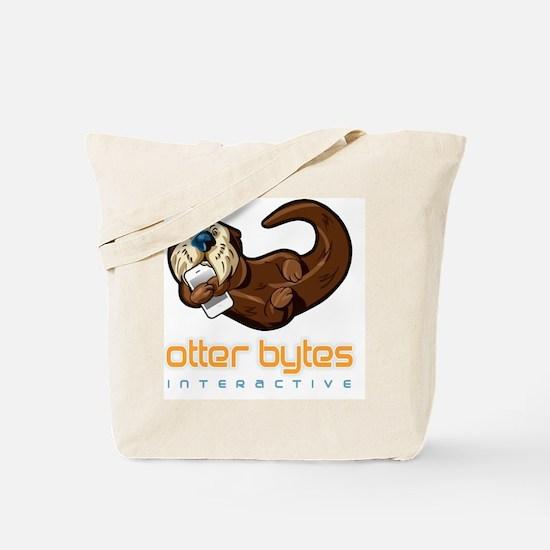 Otter Bytes Tote Bag