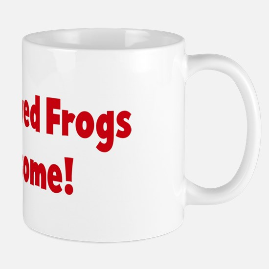 African Clawed Frogs are awes Mug