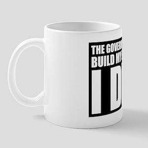 Gov Didnt Build My Business Mug