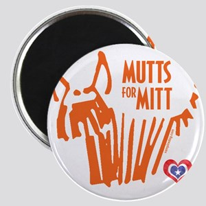 Mutts for Mitt by VampireDog Magnet
