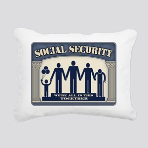 ssi-2-T Rectangular Canvas Pillow