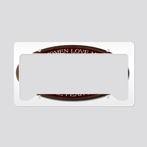 Pike License Plate Holder