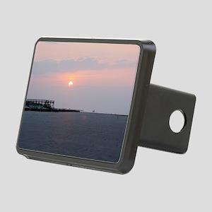 Sun rise Isle Of  Palms So Rectangular Hitch Cover