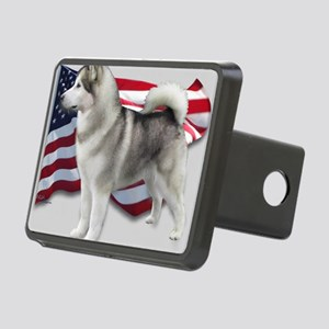 Made in America Rectangular Hitch Cover