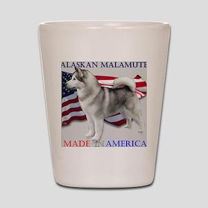 Made in America Shot Glass