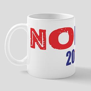 NOBAMA 2012 BUMPERS TICKER Mug
