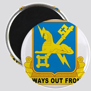 USA Army Military Intelligence Insignia Magnet
