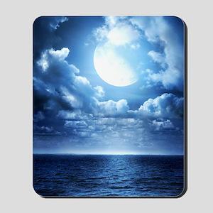 Night Ocean Mousepad