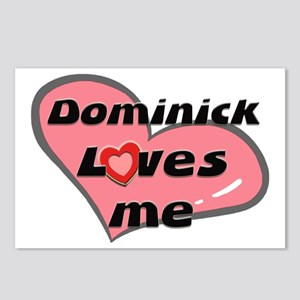 dominick loves me  Postcards (Package of 8)