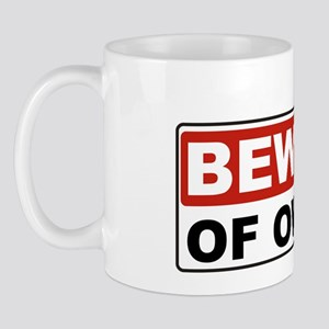 Beware of Owner Mug