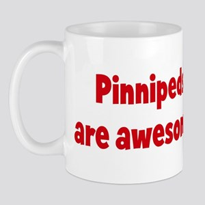 Pinnipeds are awesome Mug