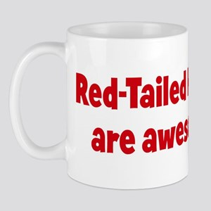Red-Tailed Hawks are awesome Mug