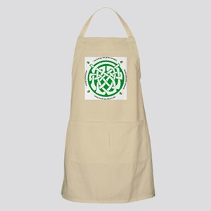 Irish Blessing (May you Live. BBQ Apron