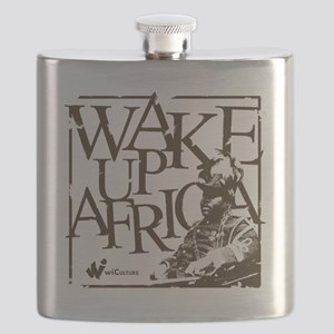 Garvey Wake Up Africa... Flask