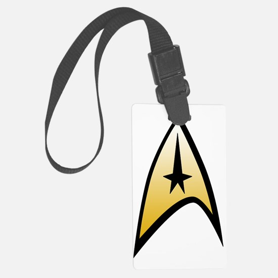 Star Trek Insignia Luggage Tag