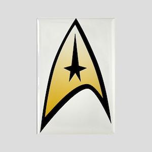 Star Trek Insignia Rectangle Magnet