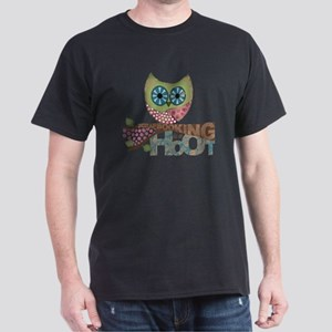 Scrapbooking is a Hoot! Featuring Owl Dark T-Shirt