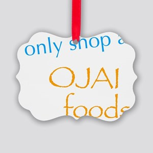 Ojai Foods Picture Ornament