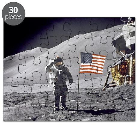 Scotts Lunar Salute Puzzle