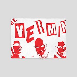 The Vermin 5'x7'Area Rug