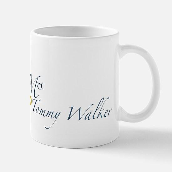Mrs. Tommy Walker Mug