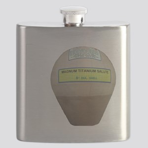 My blood type is 70/30 Flask