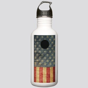 Patriot Iphone 4 case Stainless Water Bottle 1.0L