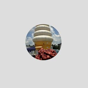 Ice Cream Foo Mini Button