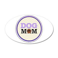 Dog Mom Wall Decal
