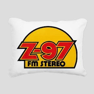 Z97   (1977) Rectangular Canvas Pillow