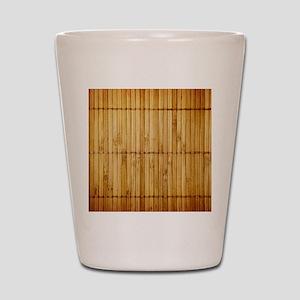 Bamboo Shot Glass